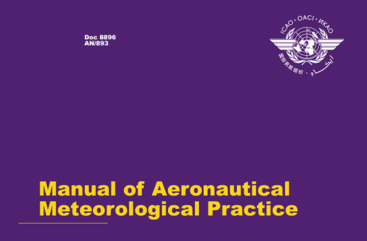 Manual ICAO Meteorologia