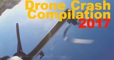 Drone Crash Compilation 2017 – YouTube
