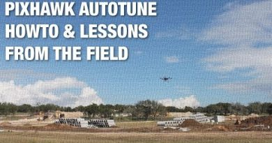 AutoTune Pixhawk PX4 & Lessons From the Field